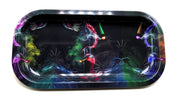 Venom VS Spiderman Magnetic Top Rolling Tray