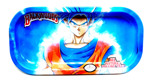 Goku Magnetic Top Rolling Tray