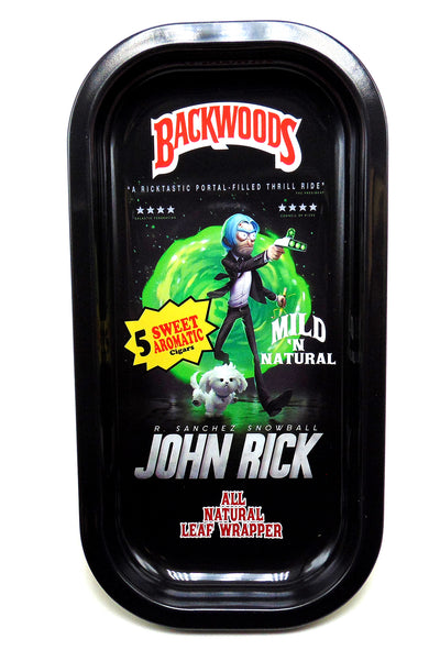 John Rick Magnetic Top Rolling Tray