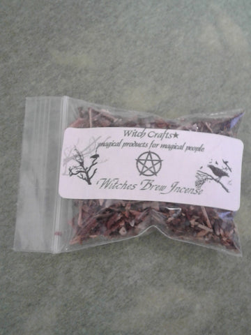 Witches Brew Incense - 1oz