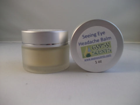 Seeing Eye Headache Balm