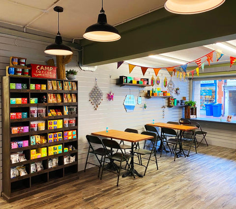 picture of Indian Arts Cafe interior