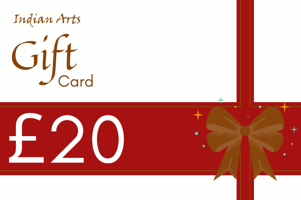 Indian Arts Gift Cards
