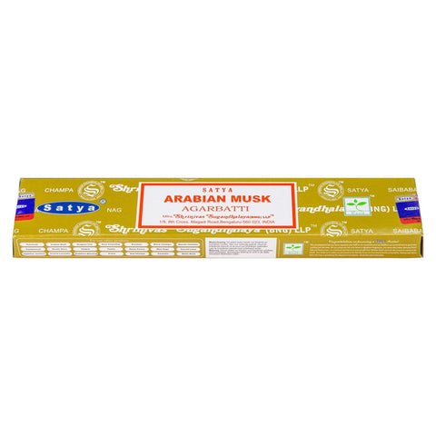 Arabian Musk Incense Single Pack