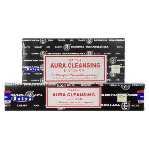 Aura Cleansing Incense Single Pack & 12 Pack