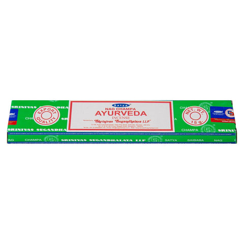 Ayurveda Incense Single Pack