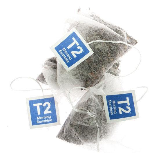 Morning Sunshine Teabag Gift Cube
