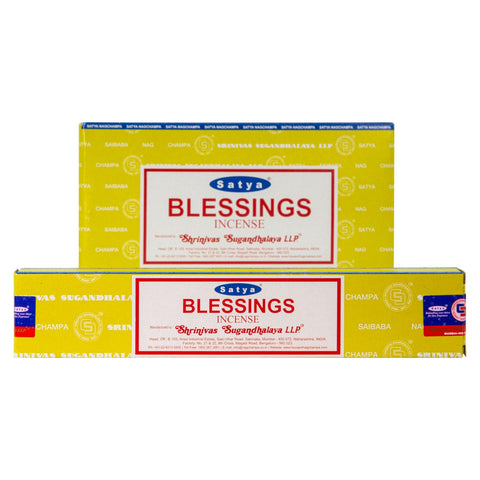 Blessings Incense Single Pack & 12 Pack