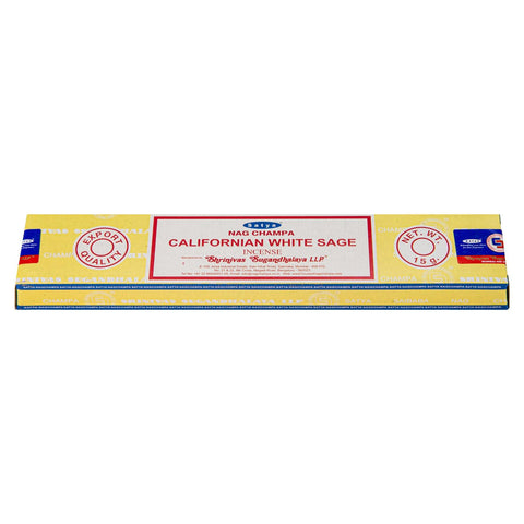 Californian White Sage Incense Single Pack