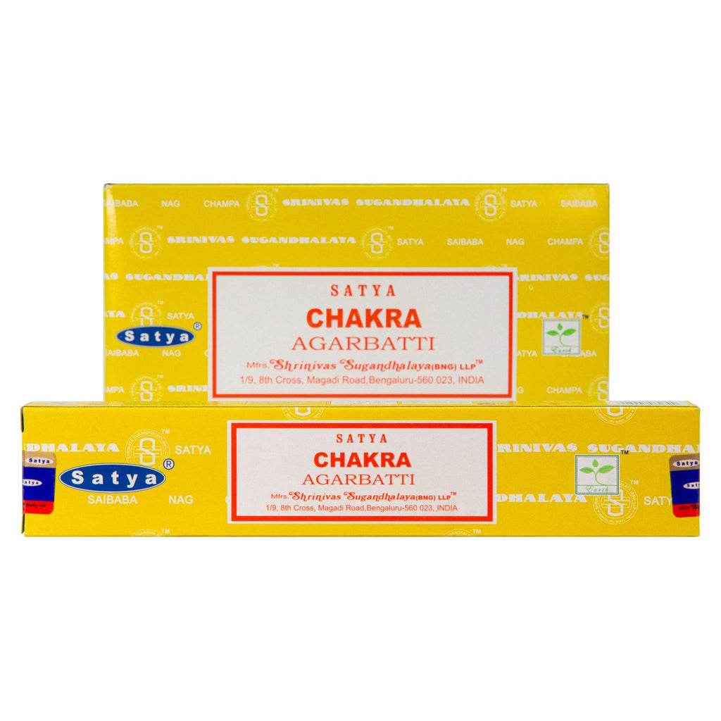 Chakra Incense Single Pack & 12 Pack