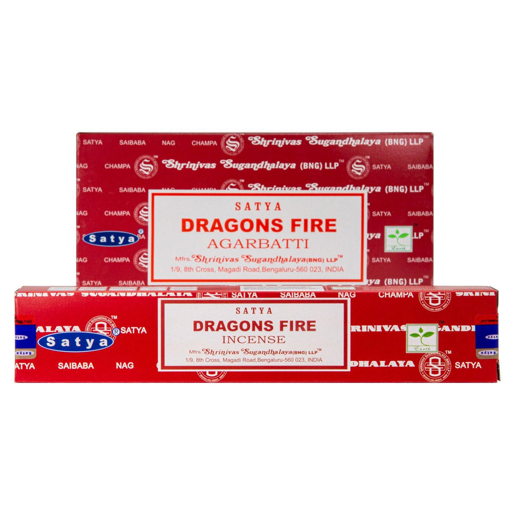 Dragon's Fire Incense Single Pack & 12 Pack