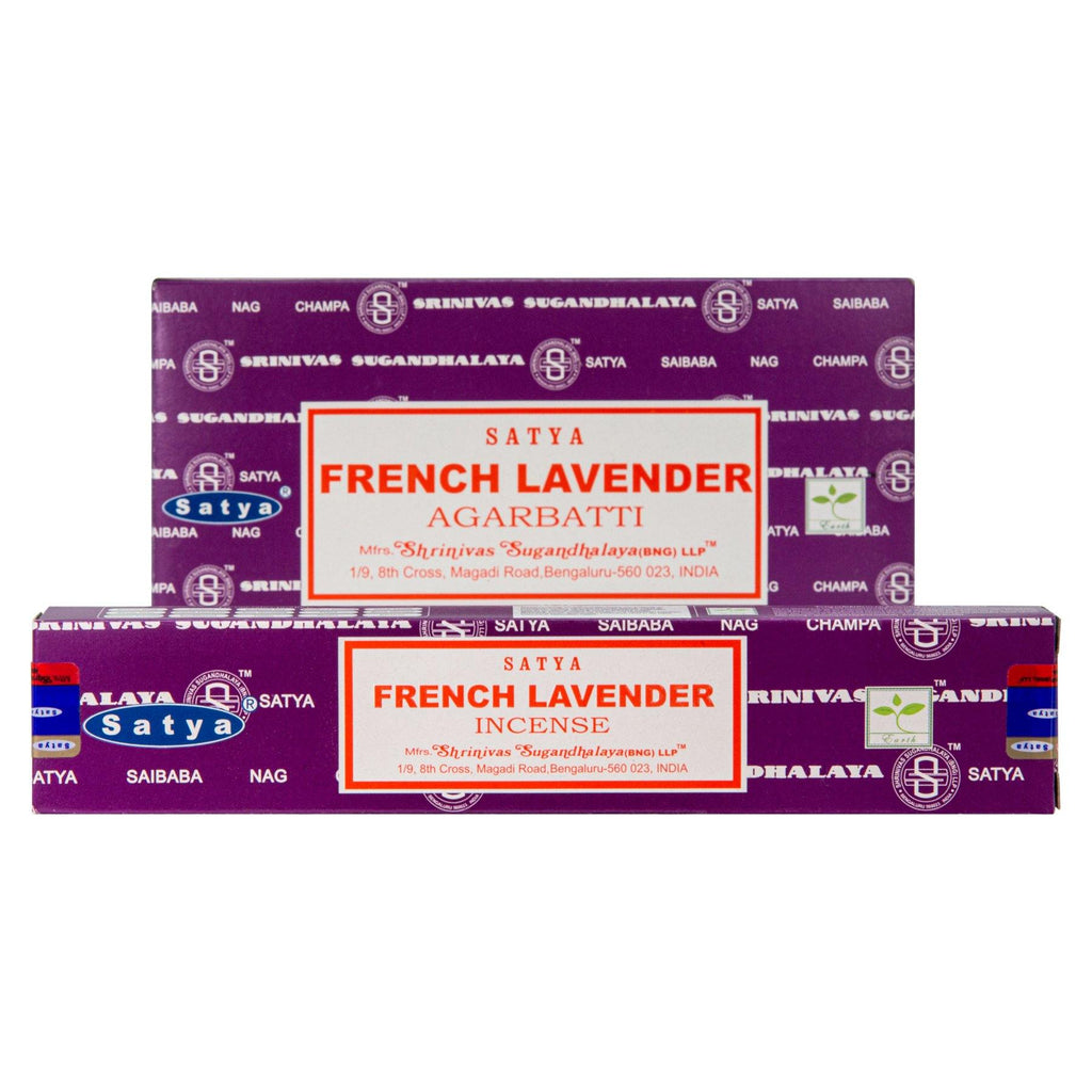 French Lavender Incense Single Pack & 12 Pack