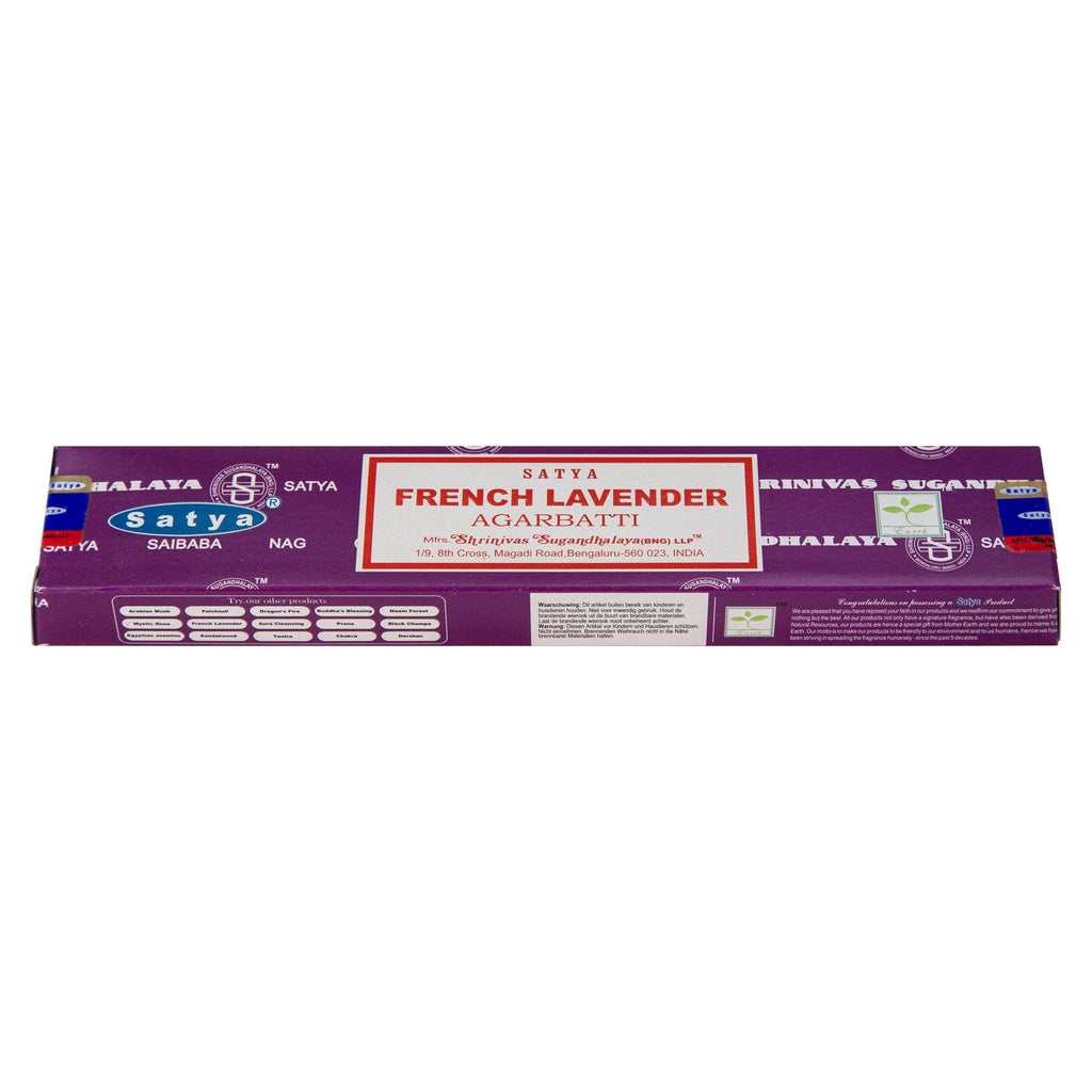French Lavender Incense Single Pack