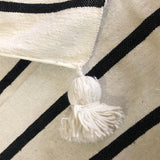 Moroccan Hand Woven Throw