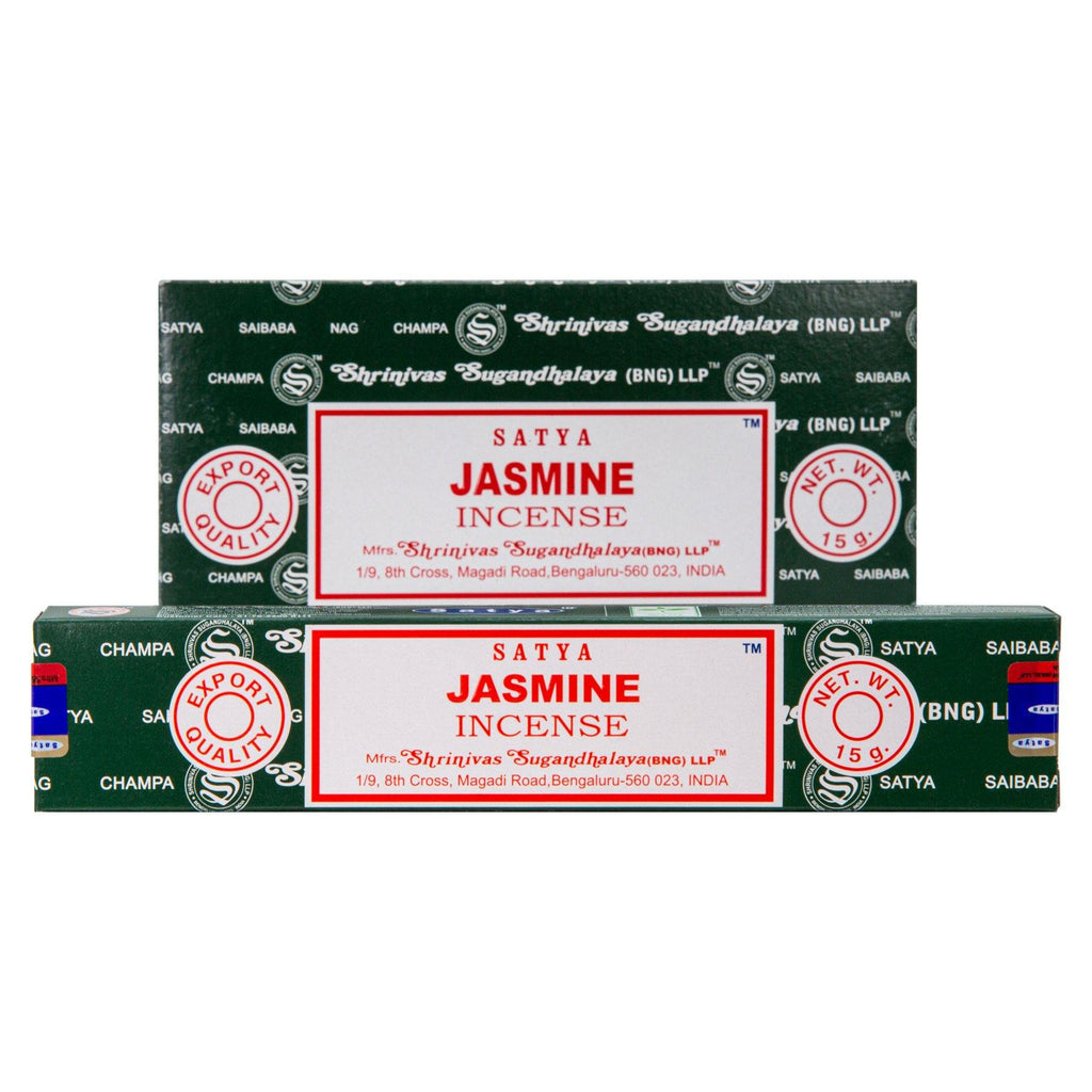Jasmine Incense Single Pack & 12 Pack
