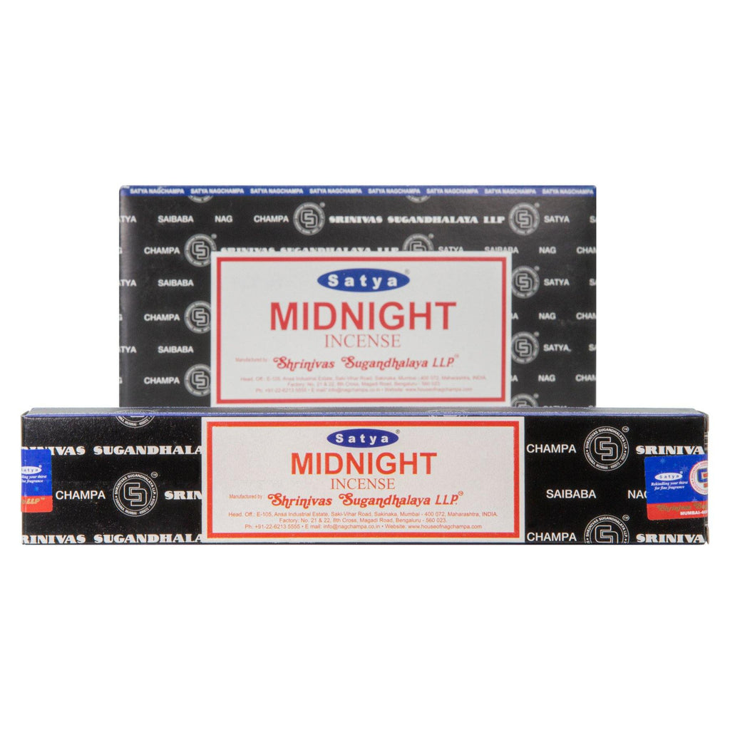 Midnight Incense Single Pack & 12 Pack
