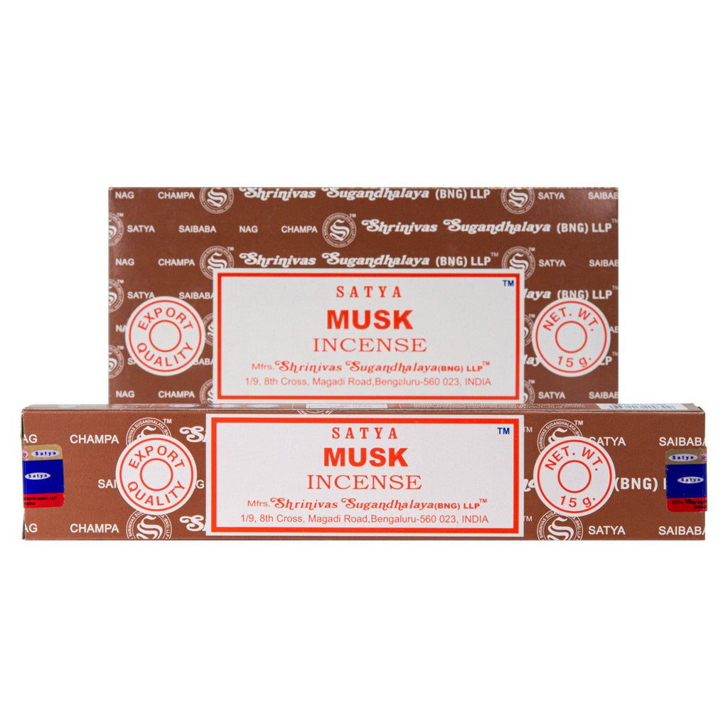 Musk Incense Single Pack & 12 Pack