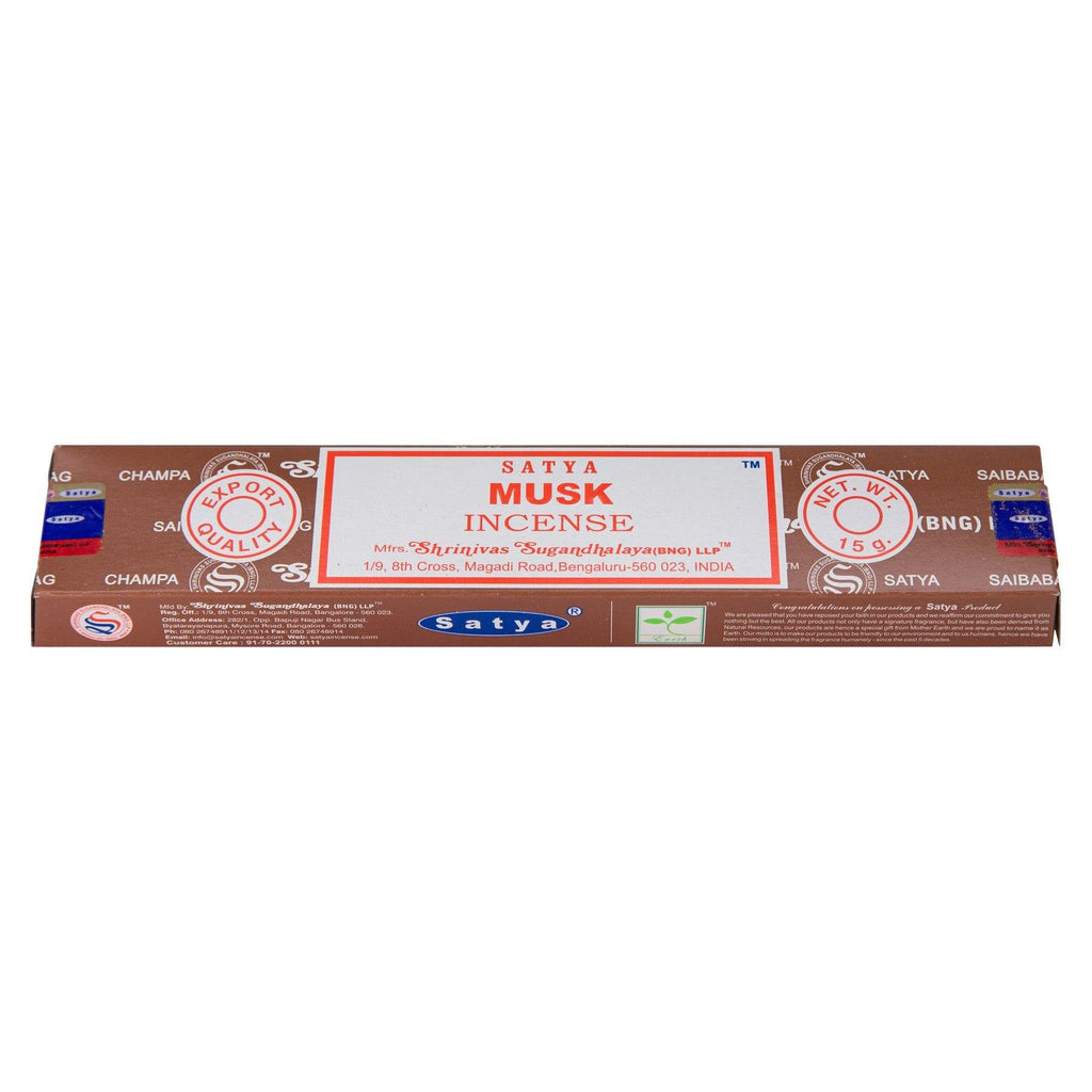 Musk Incense Single Pack