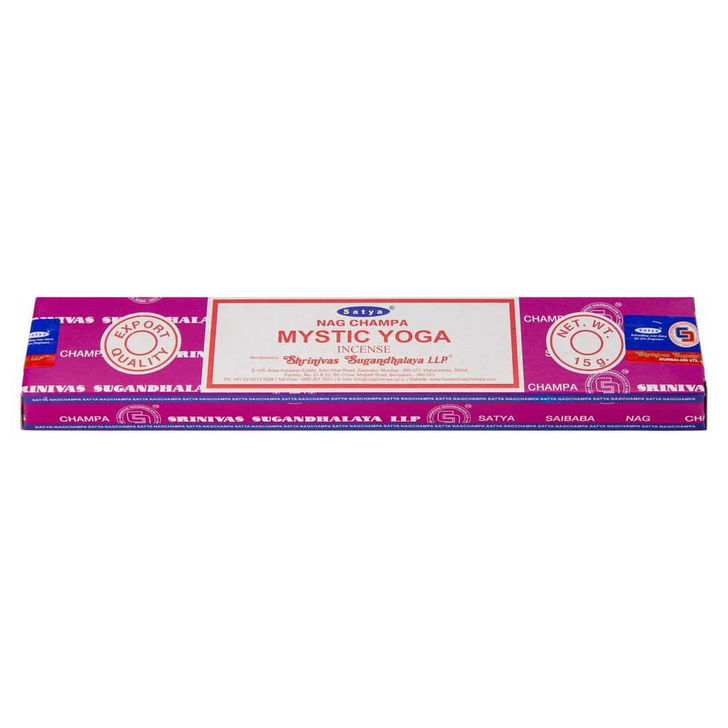 Mystic Yoga Incense Single Pack