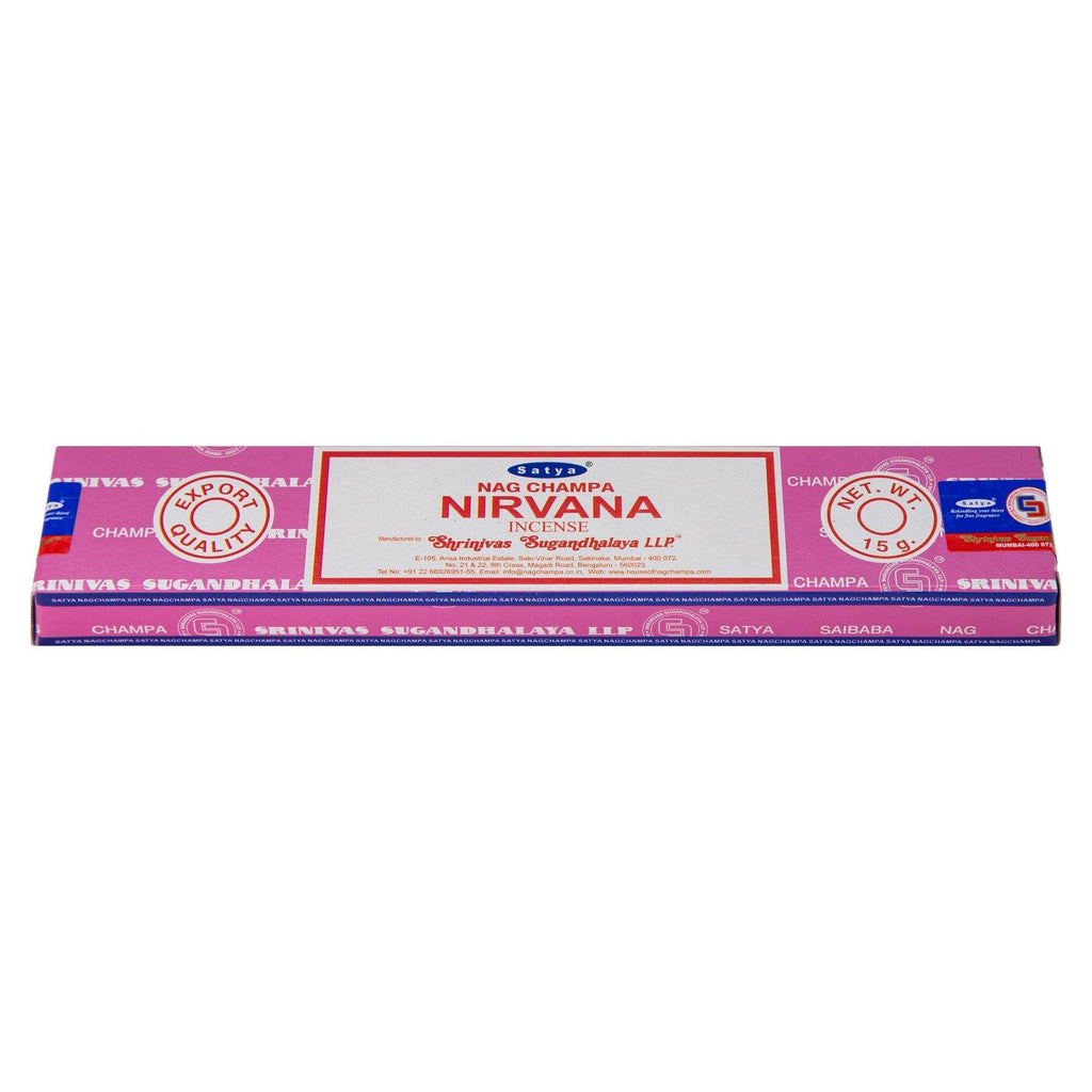 Nirvana Incense Single Pack