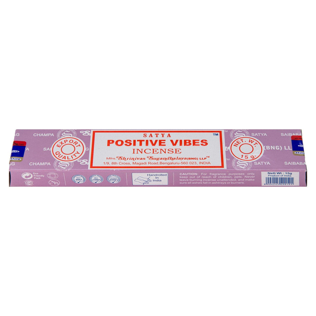 Positive Vibes Incense Single Pack
