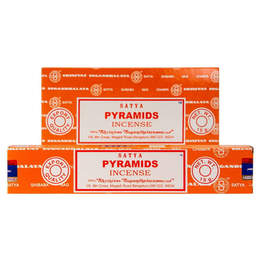 Pyramids Incense Single Pack & 12 Pack