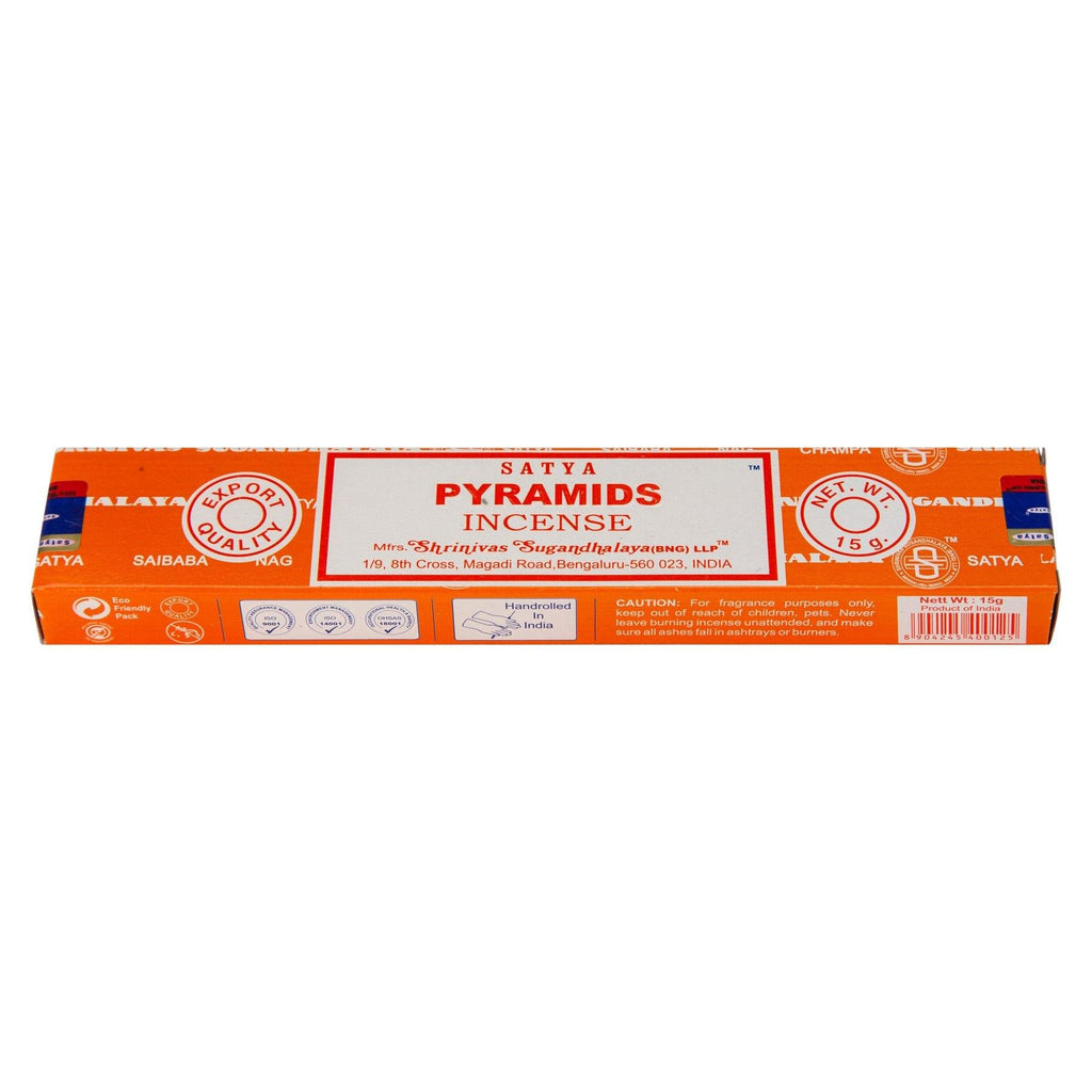 Pyramids Incense Single Pack