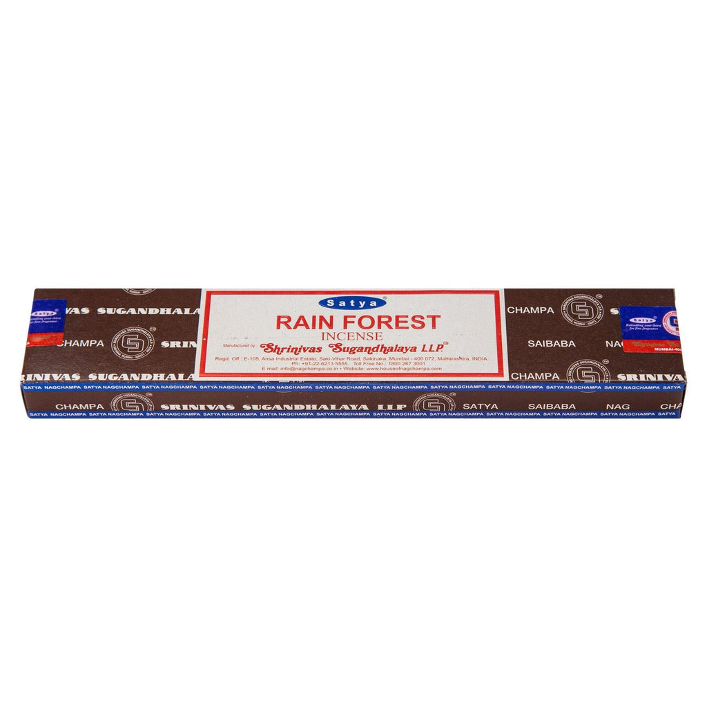 Rain Forest Incense Single Pack