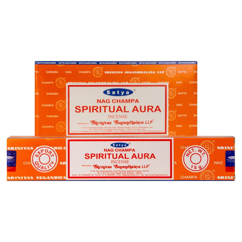 Spiritual Aura Incense Single Pack & 12 Pack