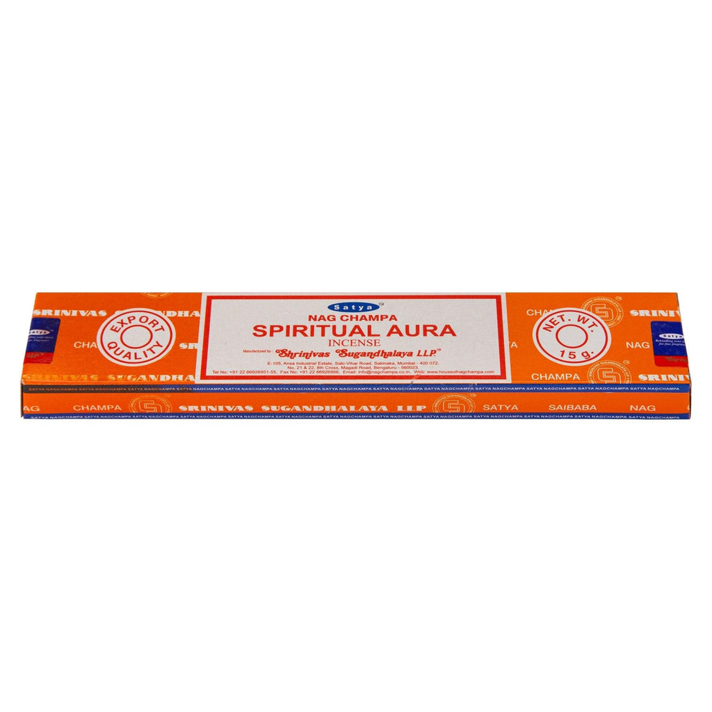 Spiritual Aura Incense Single Pack