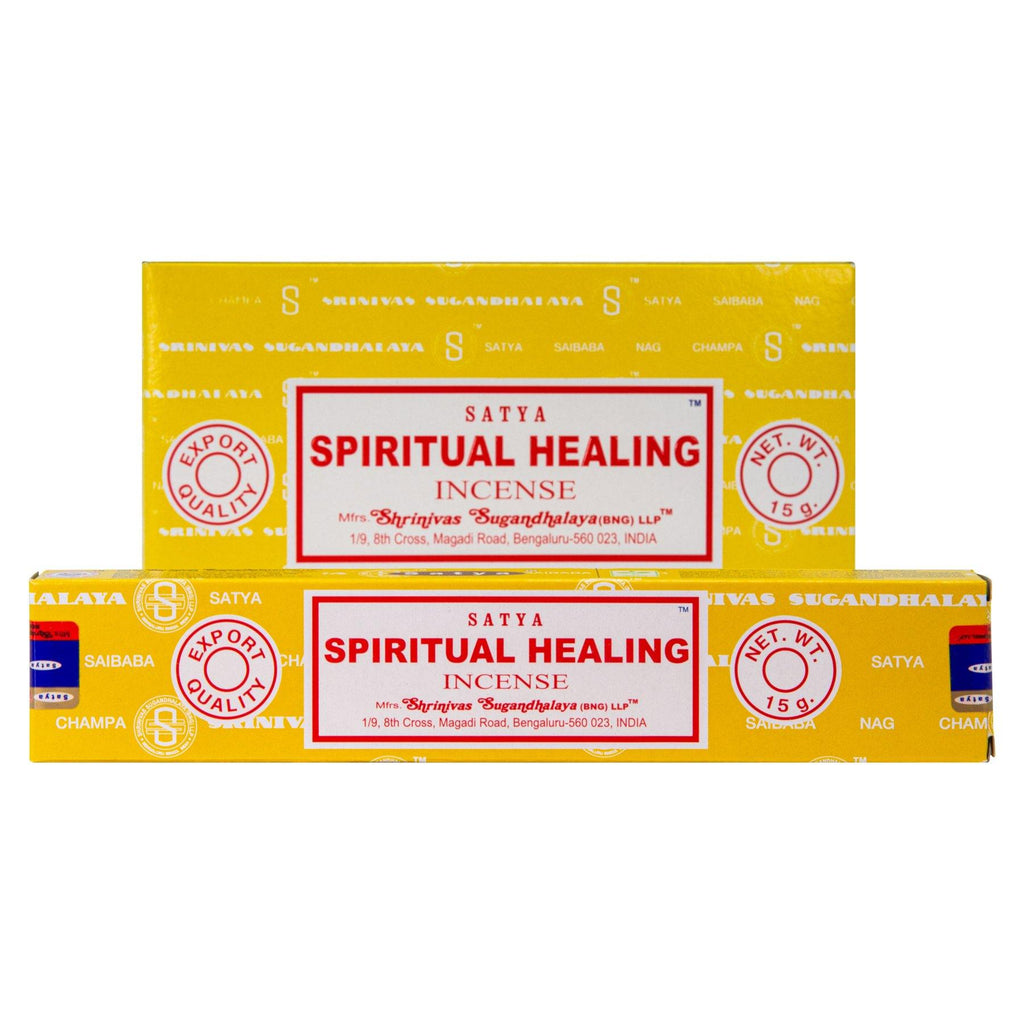 Spiritual Healing Incense Single Pack & 12 Pack