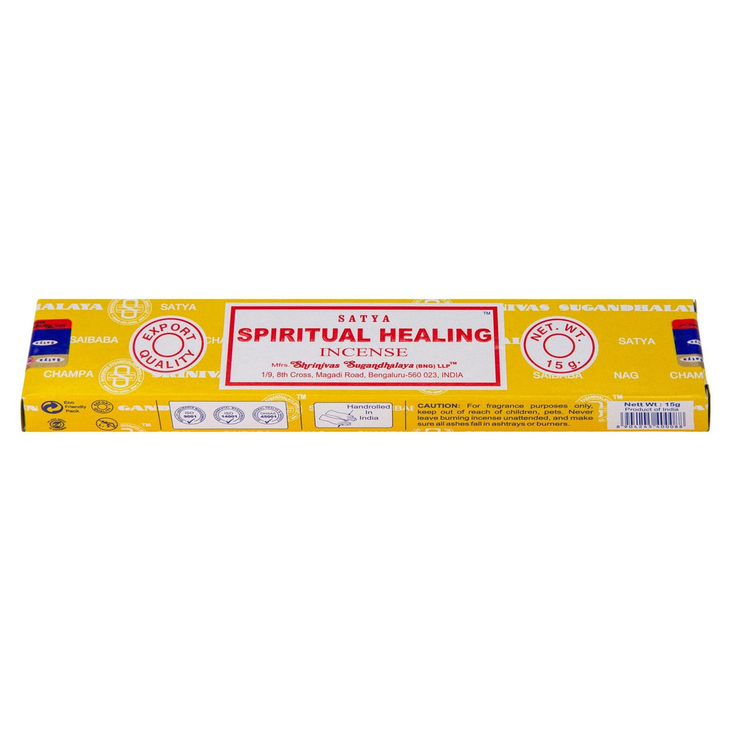 Spiritual Healing Incense Single Pack