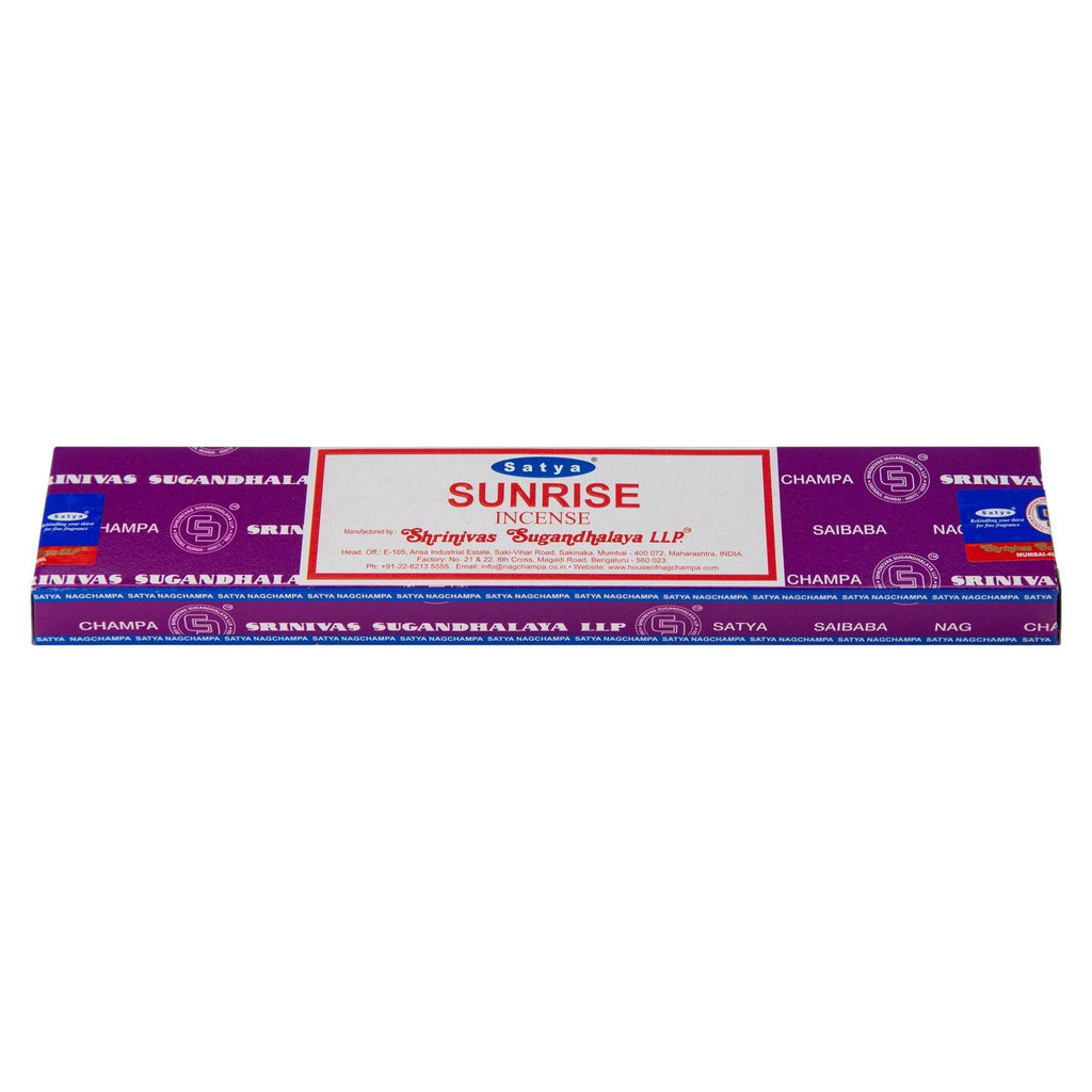Sunrise Incense Single Pack