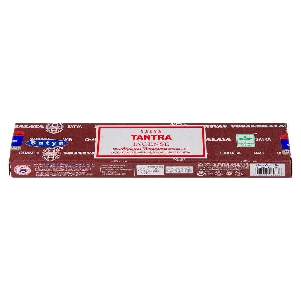 Satya Tantra Incense Sticks