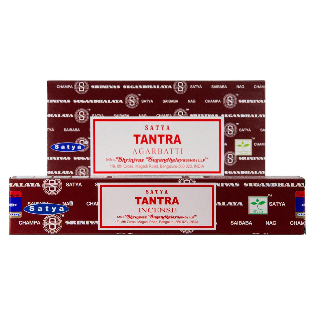 Tantra Incense Single Pack & 12 Pack