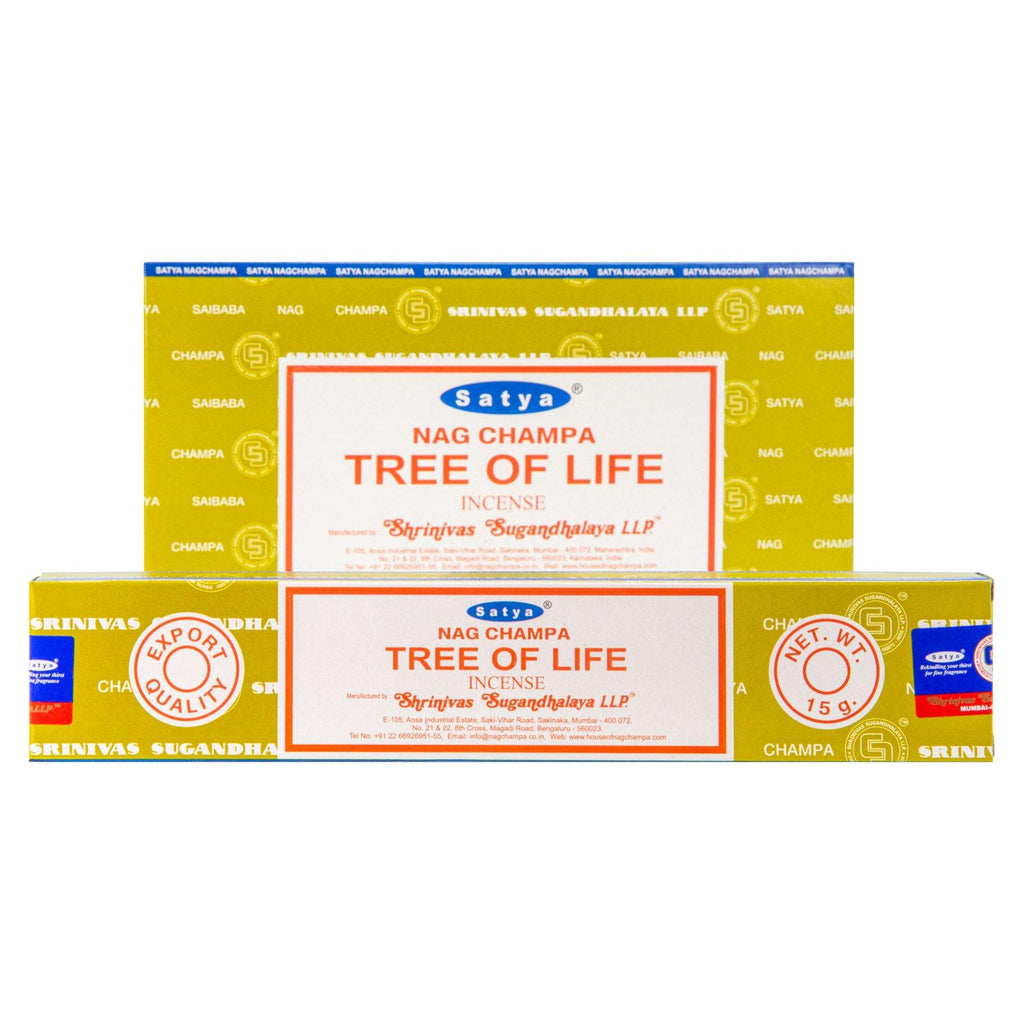 Tree Of Life Incense Single Pack & 12 Pack
