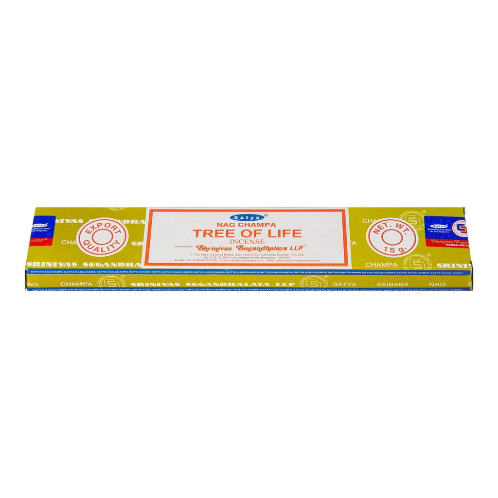 Tree Of Life Incense Single Pack