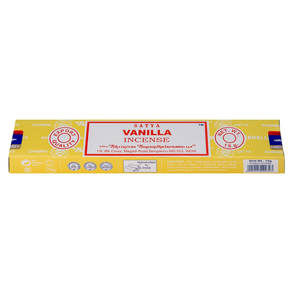 Vanilla Incense Single Pack