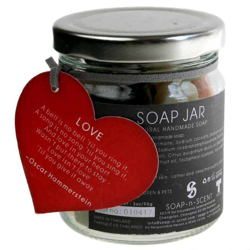 Moon & Stars Jar of Soaps