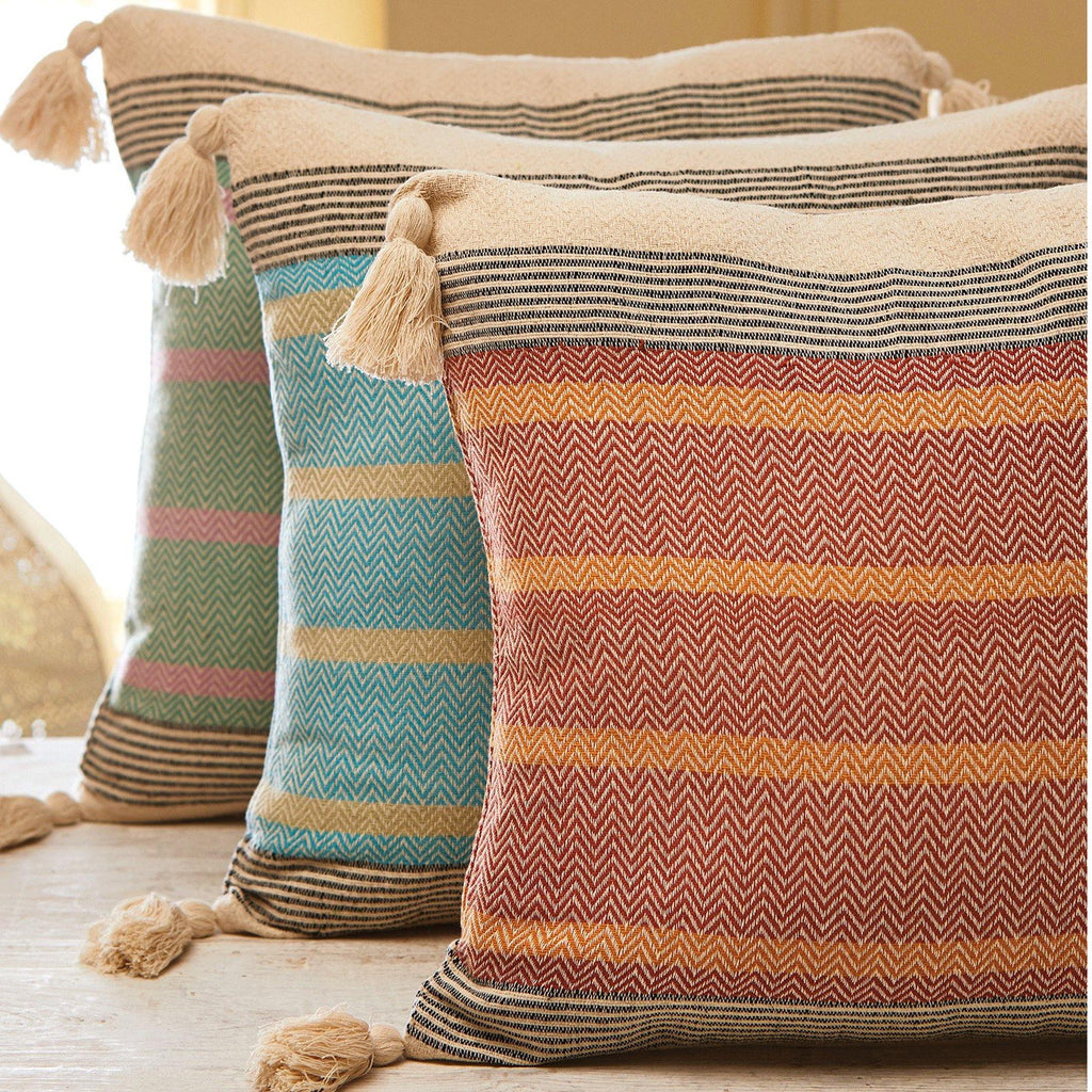 Malabar Stripe Cushion Cover