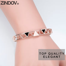 Stainless Steel Bangle Braclets  High Polish Fine Fashion - Steel Divines