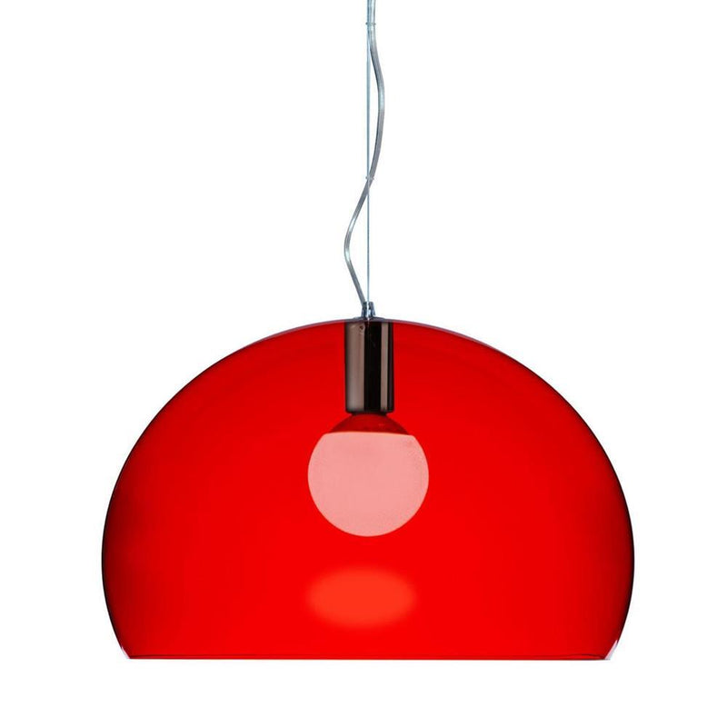 Fly Lamp - Red