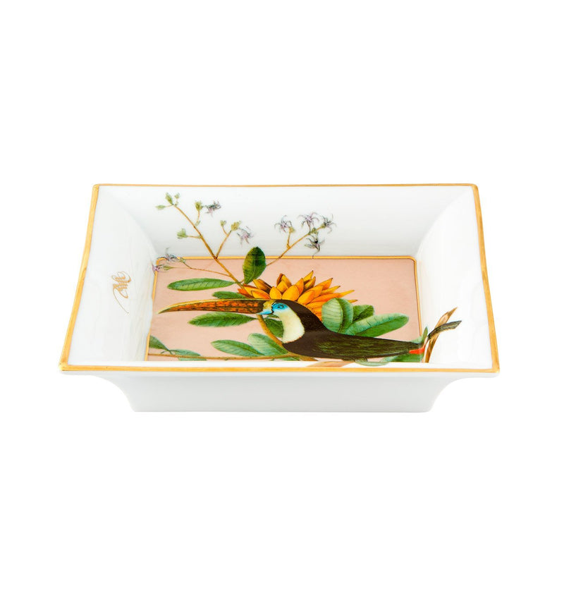 Amazonia - Large Square Tray