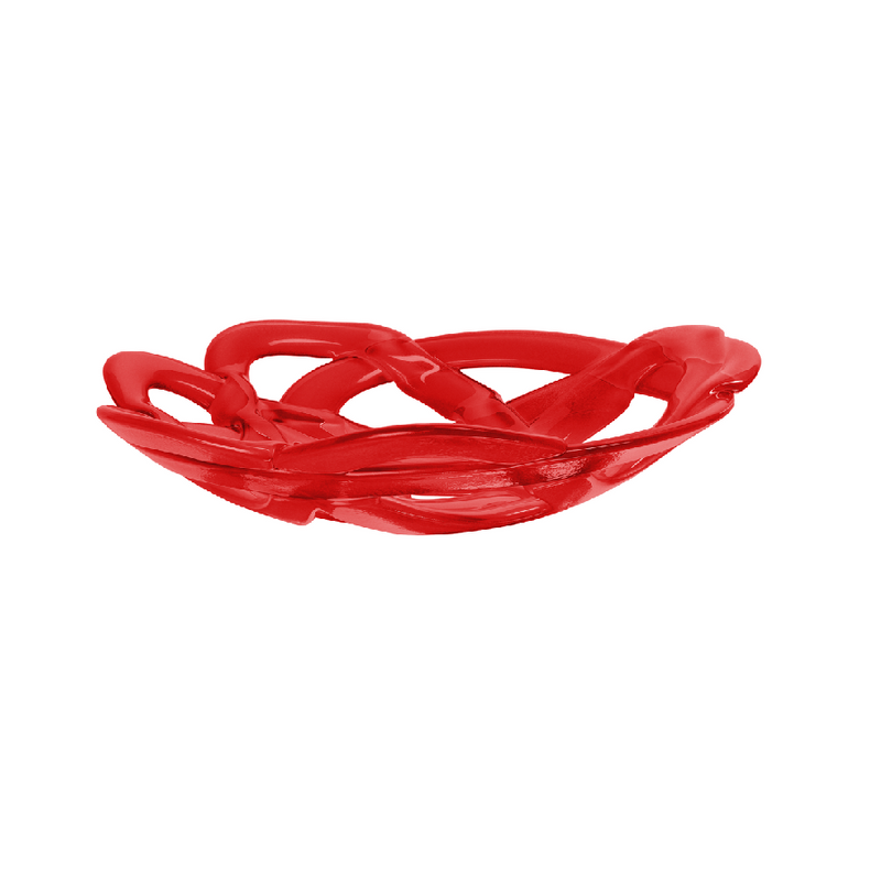 Basket Bowl Small Red