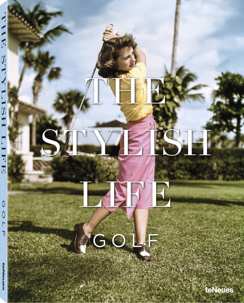 "Book ""The Stylish Life Golf"""