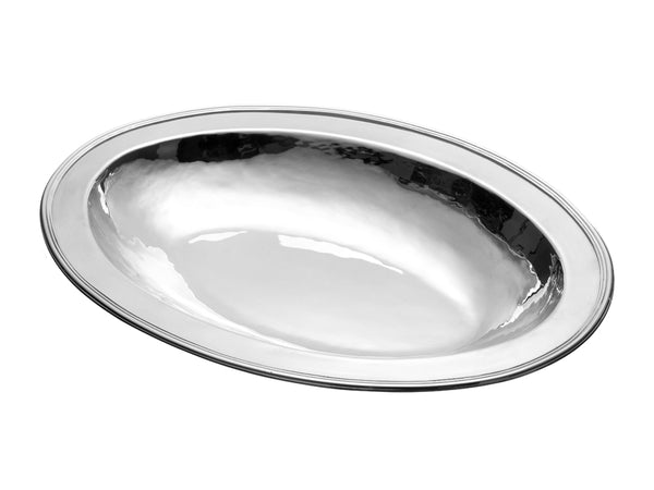 Silver plated tray - Large