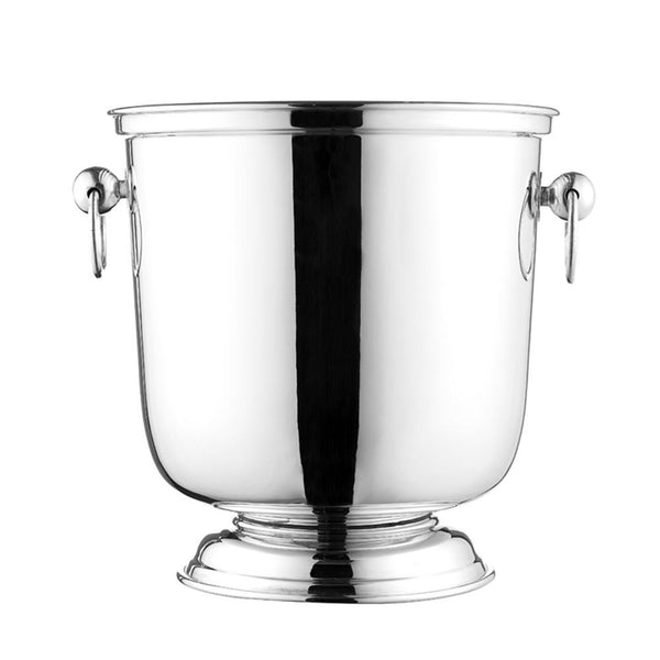 Champagne bucket with hoops