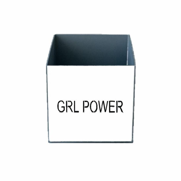 Acrylic Orchid Vase - GIRL POWER