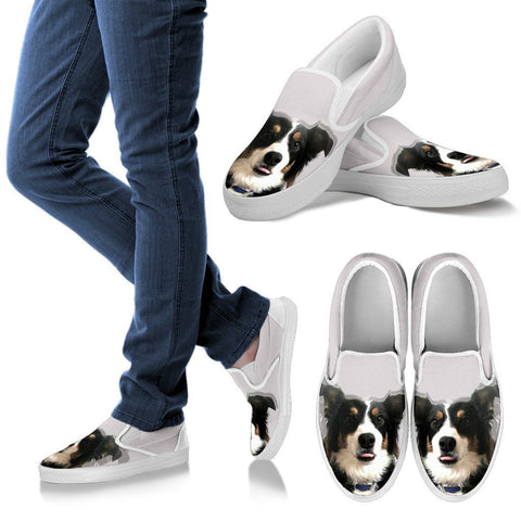 New Customized Pet Print Slip Ons For Women-Free Shipping- (Influencer)
