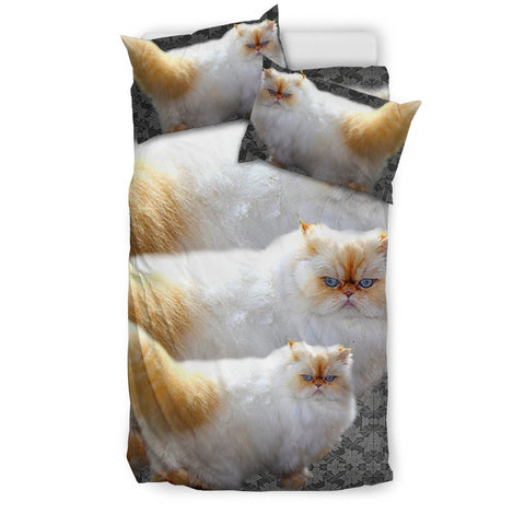 Lovely Himalayan Cat Print Bedding Set-Free Shipping